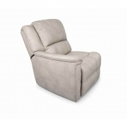 Lippert Right Arm Recliner, Cougar 2016 29X35X40 (Grantland Doeskin Tan Topstitch)  NT03-2082  - Interior Chairs