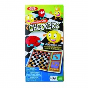 Poof-Slinky Magnetic Go Checkers  NT03-2264  - Games Toys & Books