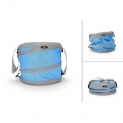Camco Pop-Up Cooler Blue  NT03-2293  - Camping and Lifestyle - RV Part Shop USA