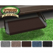 Prest-O-Fit Outrigger 18 Choc Brn  NT04-0288  - RV Steps and Ladders