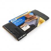 Camco Scrub Rug TPE Backing 22 X 23 Black  NT04-0561  - RV Steps and Ladders