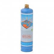 YSN Imports 1-Lb Refillable Propane Cylinder  NT06-0900  - LP Gas Products