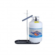 YSN Imports 40 Dual Propane Bottle Rack  NT06-0911  - LP Gas Products