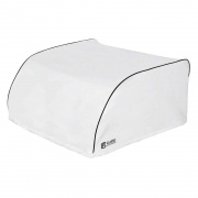 Classic Accessories RV Air Conditioner Cover White Model 7  NT08-3844  - Air Conditioner Covers