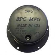 Lasalle Bristol 1-1/2 In Vent Cap Screw Dwn Black  NT10-1065  - Plumbing Parts