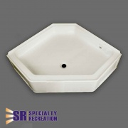 Specialty Recreation Neo Shower Base 32X32 Front Center Drain   NT10-1877  - Tubs and Showers