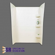Specialty Recreation Shwrwall24X32X66Parch  NT10-1895  - Tubs and Showers
