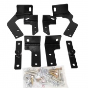 Demco Fr Bracket Kit For Dge 1500 5'5  NT14-1615  - Fifth Wheel Hitches