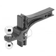 DrawTite Adjustable Dual Ball Mount System   NT14-1751  - Ball Mounts - RV Part Shop USA