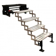 """Torklift 25.5\\"""" Four Step Glowstep Revolution  NT14-1787  - RV Steps and Ladders"""