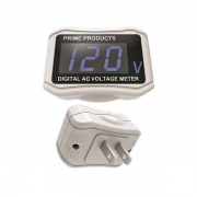 Prime Products Digital AC Voltage Meter  NT19-4589  - Tools - RV Part Shop USA
