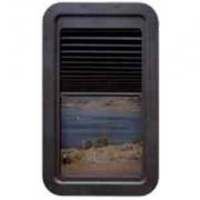 AP Products Slim Shade Complete Unit-Black  NT20-1562  - Doors - RV Part Shop USA