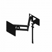 """Mor/Ryde Swing Arm TV Bracket 25\\"""" Extension  NT22-0135  - Televisions - RV Part Shop USA"""