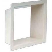 "Dometic 6\\"" Garnish Off-White  NT22-0515  - Interior Ventilation - RV Part Shop USA"