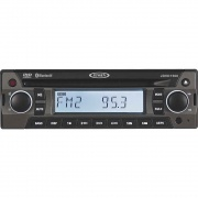 ASA Electronics AM/FM/CD/DVD Player w/Front Aux-In  NT24-0239  - Audio CB & 2-Way Radio