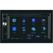 ASA Electronics 2 DIN AM/FM/DVD/Bluetooth/Nav/3 Camera/Harness  NT24-0400  - Audio CB & 2-Way Radio