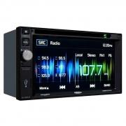 "ASA Electronics Jensen Double Din 6.2\\"" Radio  NT24-0403  - Audio CB & 2-Way Radio"