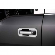 Putco Door Handle Cover 15 F150 2D Deluxe   NT25-1931  - Chrome Trim - RV Part Shop USA
