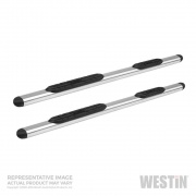 """Westin 4\\""""Oval Tb Pol 53\\""""  NT25-3810  - Running Boards and Nerf Bars - RV Part Shop USA"""