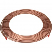 "Hardware Express Copper Tubing 1/2\""X 50'  NT69-5257  - Plumbing Parts"