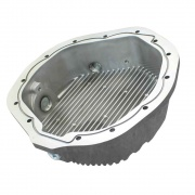Advanced Flow Engineering Street Series Rear Differential Cover Raw w/ Machined Fins   NT71-2923  - Covers and Pans
