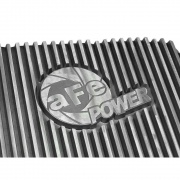 Advanced Flow Engineering Transmission Pan, Machined Fins  NT71-3027  - Covers and Pans - RV Part Shop USA