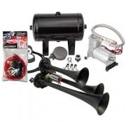 Kleinn Air HK3 TRIPLE HORN KIT  NT71-3346  - Exterior Accessories - RV Part Shop USA