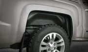 Husky Liners Wheel Well Guards Rear Wheel Well Guards  NT71-4203  - Fenders Flares and Trim