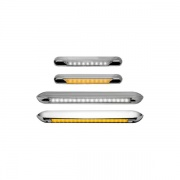 """Optronics LED 11\\"""" Strip 12V Clear w/On Switch for Awning Black  NT71-6655  - Patio Lighting - RV Part Shop USA"""