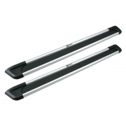 """Westin Alum Boards Clear 93\\""""99-8  NT71-6755  - Running Boards and Nerf Bars - RV Part Shop USA"""