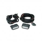 Westin Alum Boards Light Kit Pr  NT71-6765  - Running Boards and Nerf Bars - RV Part Shop USA