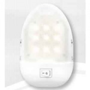 Optronics LED Interior Light RV Single Aero   NT71-7147  - Lighting - RV Part Shop USA