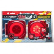 Optronics GloLight LED Taillight Kit Oval  NT71-7233  - Towing Electrical - RV Part Shop USA