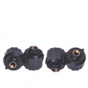 Truck Systems 4 Pack 507 Cap Sensors w/Rep Batt  NT71-7466  - Tire Pressure - RV Part Shop USA