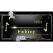 Cruiser Accessories FISHING, BLACK CHROME/CHROME  NT71-8231  - Exterior Accessories - RV Part Shop USA