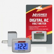 Hughes Autoformer Digital Volt Meter  NT72-6505  - Surge Protection - RV Part Shop USA
