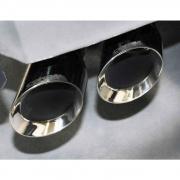 Corsa Exhaust 11SILVSIERRA 6.2L SGL SD  NT79-0382  - Exhaust Systems - RV Part Shop USA