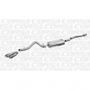 Corsa Exhaust 14 GMC 6.2 EXT.SINGLE 6.5  NT79-0395  - Exhaust Systems - RV Part Shop USA