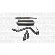 Corsa Exhaust CATBACK 2014 GMC  NT79-0396  - Exhaust Systems - RV Part Shop USA