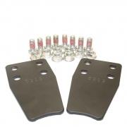 "Firestone Ind Axle Bracket Ext 2\\""  NT96-2506  - Handling and Suspension - RV Part Shop USA"