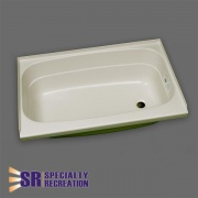 "Specialty Recreation 24\"" X36\\"" Bathtub Right Hand Drain  NT10-1857  - Tubs and Showers"