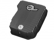Advanced Flow Engineering Transmission Pan, Black w/ Machined Fins  NT90-0201  - Covers and Pans