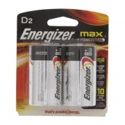 Howard Berger ENERGIZER D 2 PACK  NT62-0826  - Camping and Lifestyle - RV Part Shop USA