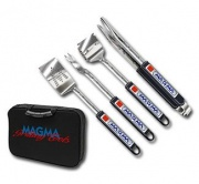 Magma Products TELESCOPING GRILL TOOLS, 5PC  NT03-1493  - Camping and Lifestyle - RV Part Shop USA