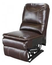 Lippert ARMLESS RECL.COUGAR 16 JALECO CHOC  NT71-5555  - Interior Chairs - RV Part Shop USA