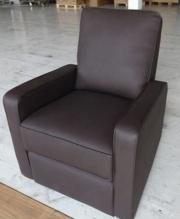 "Patrick Industries 32\\"" RECLINER BROWN  NT62-0538  - Interior Chairs - RV Part Shop USA"