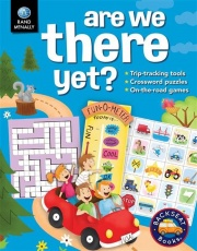 Rand McNally ARE WE THERE YET?  NT71-6438  - Games Toys & Books - RV Part Shop USA