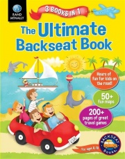 Rand McNally ULTIMATE BACKSEAT BOOK  NT71-6440  - Games Toys & Books - RV Part Shop USA