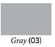 Carefree CTF XL UNI SLIDE FAB,1200  NT00-1596  - Patio Awning Fabrics - RV Part Shop USA