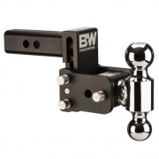 """B&W 6\\"""" Double Ball Tow And Stow   NT14-3307  - Ball Mounts - RV Part Shop USA"""
